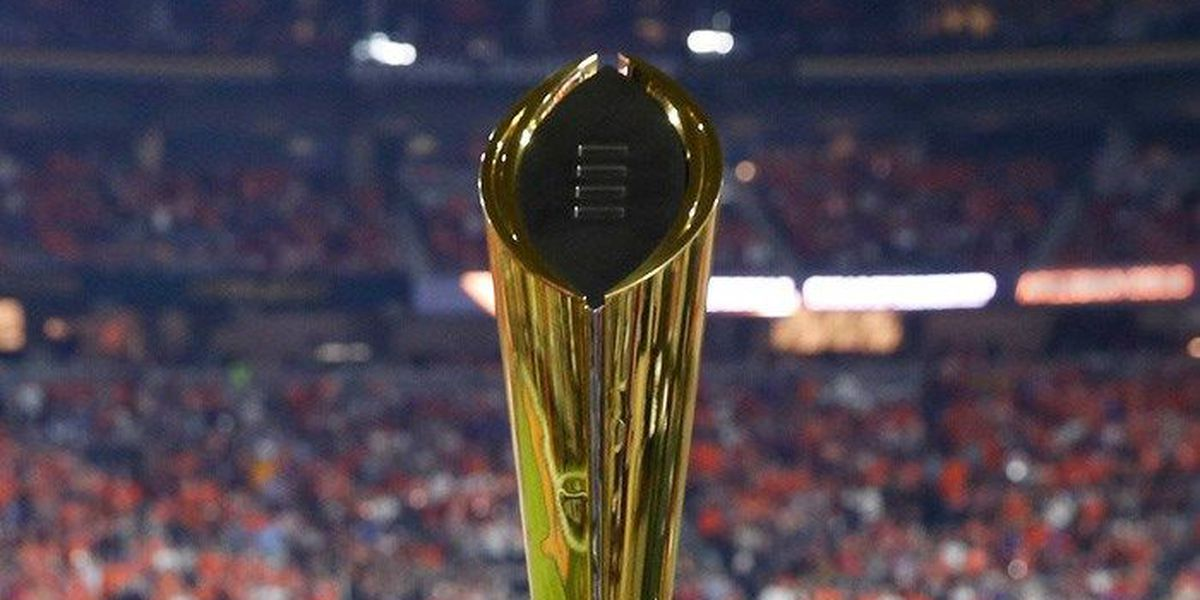 Final CFP rankings to be released today