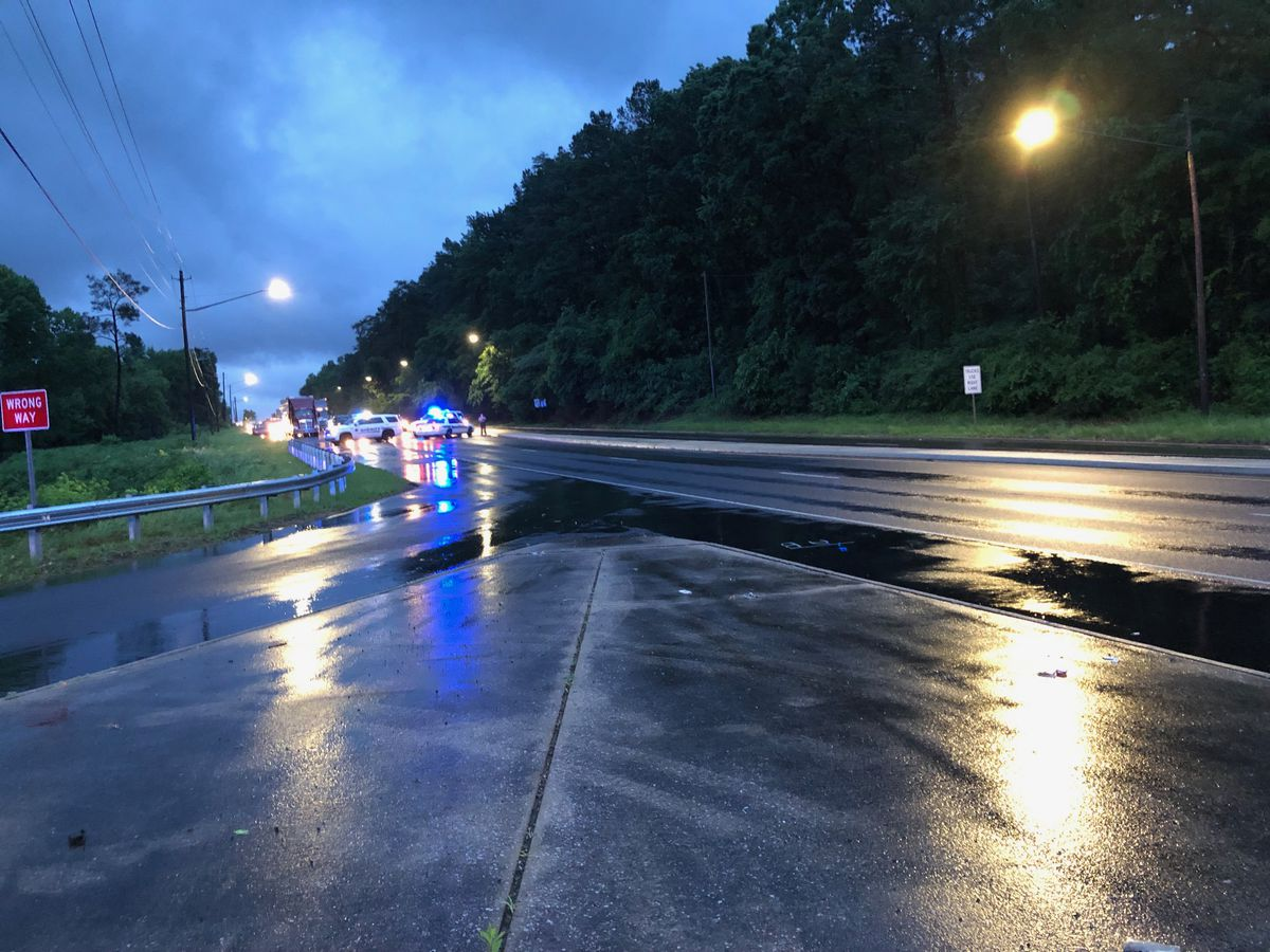 Flooding reports around Jefferson County after rainy day