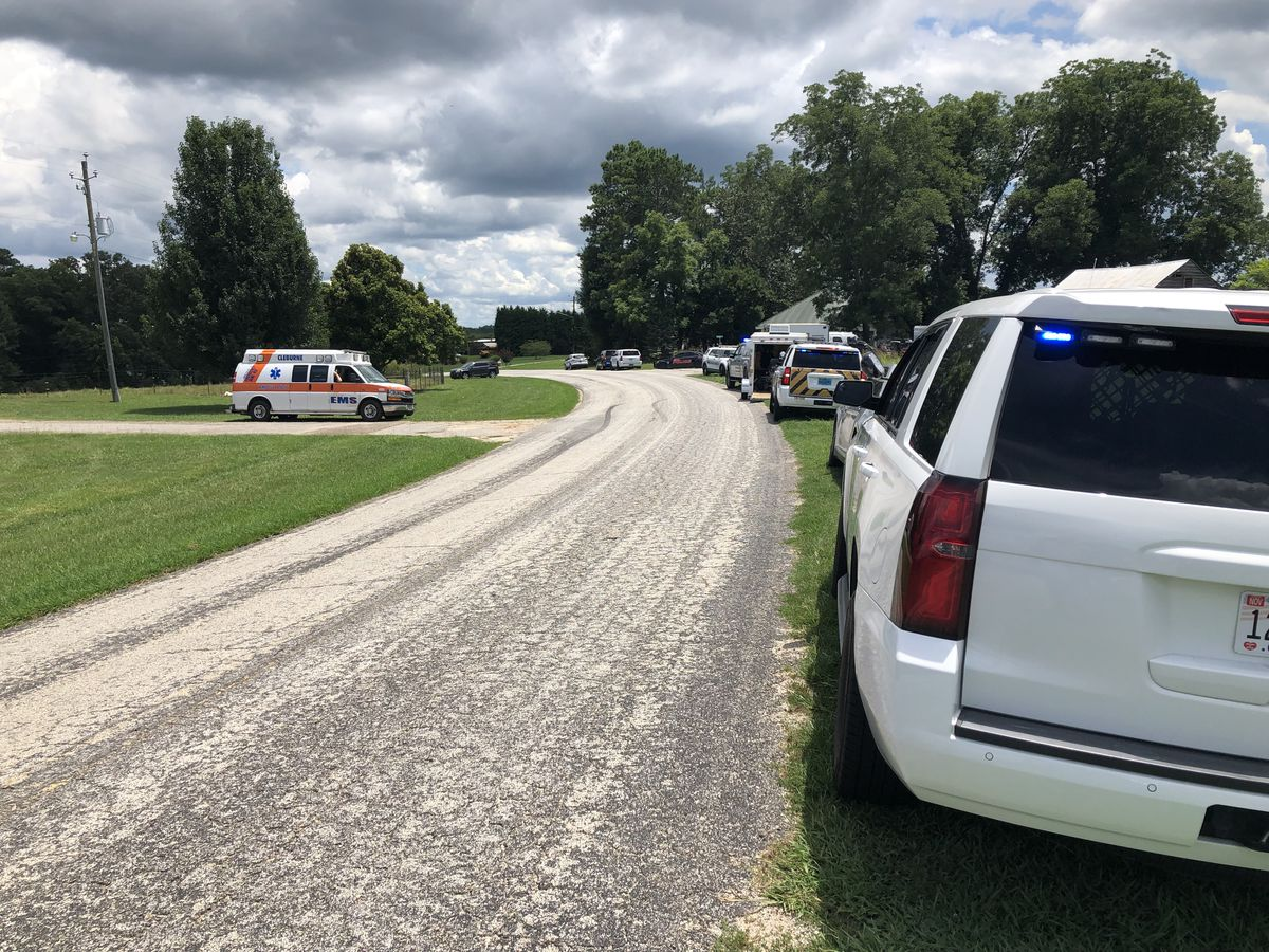 Standoff in east Alabama ends with man's death