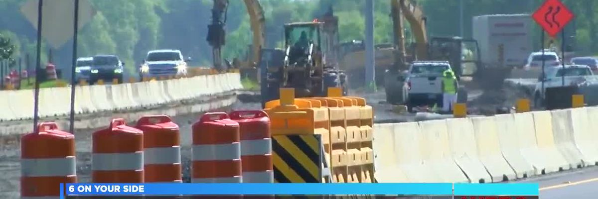 Speeding in construction zones