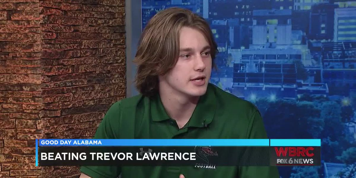 Meet the UAB receiver who beat Trevor Lawrence