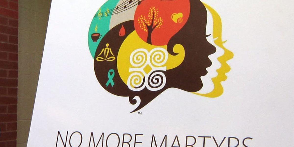 Groups Works To Break Stigma Of Mental Illness At Minority Mental