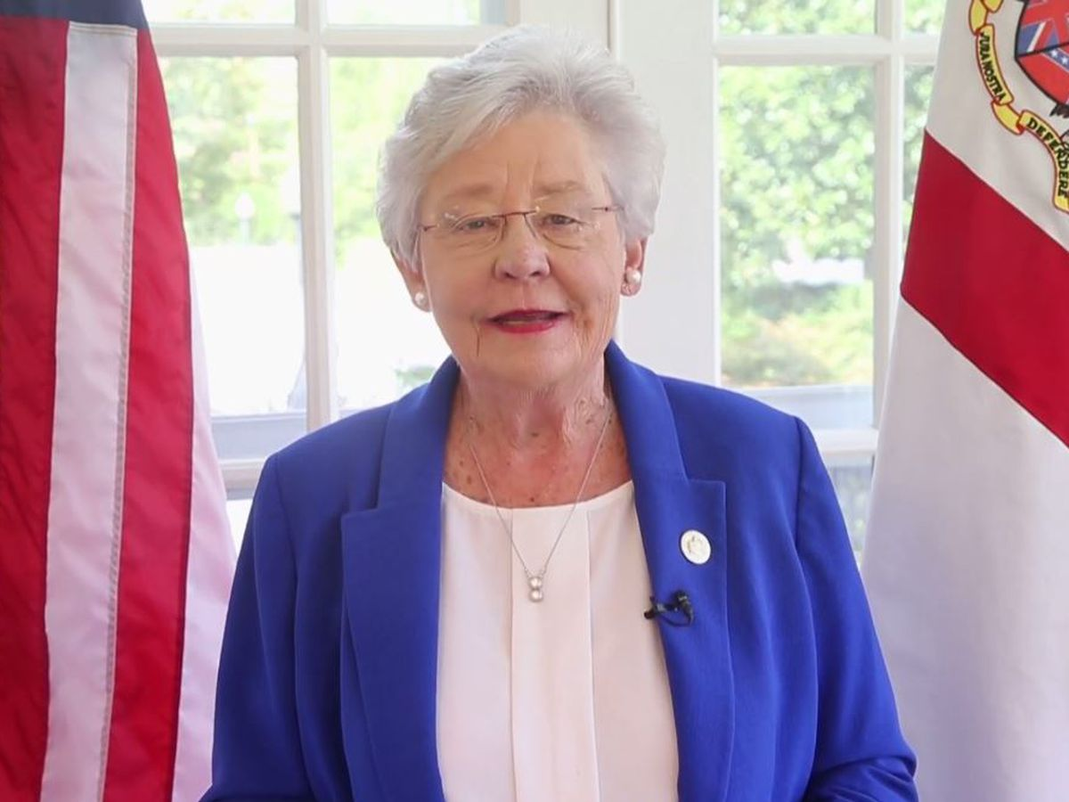 Gov. Ivey's cancer treatment procedure 'went well,' her office says