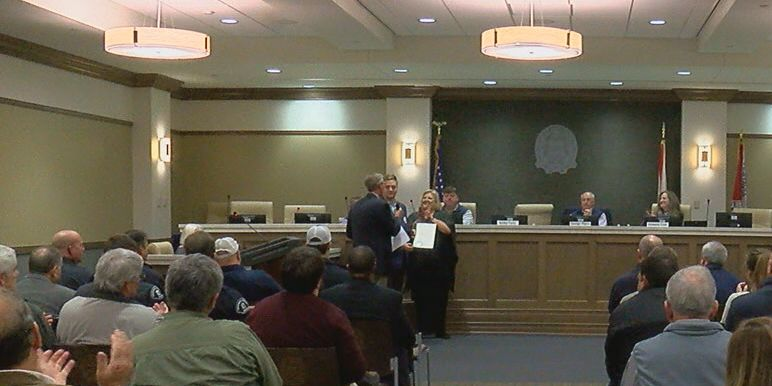 """Vestavia Hills first city in the state to proclaim community a """"sex trafficking free zone"""""""