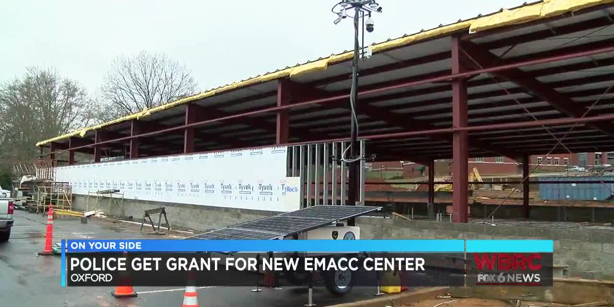 Police get grant for new EMACC Center