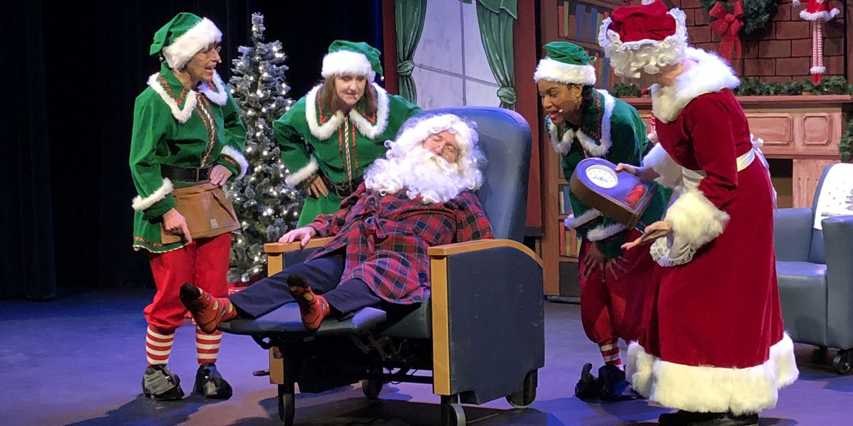 """Wake Up Santa!"" opens this week at Hoover Public Library"