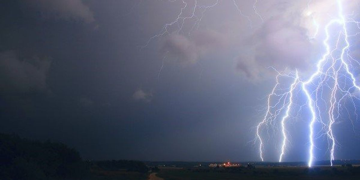 We'll have images and updates from last night's storms at 5 a.m.