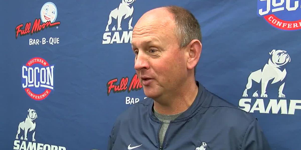 Samford looking for 'consistency' at QB