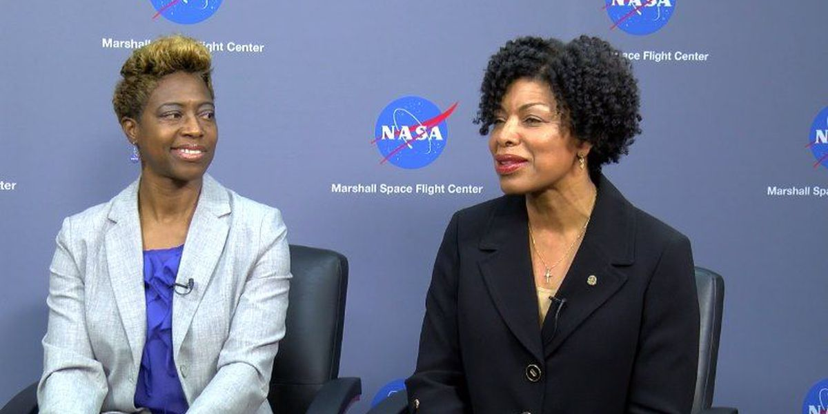 Modern 'Figures': NASA engineers hope to inspire other women of color in science