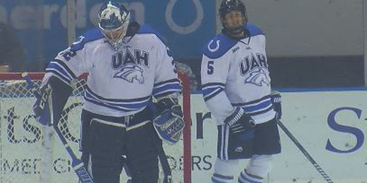 UAH cancels hockey, tennis programs