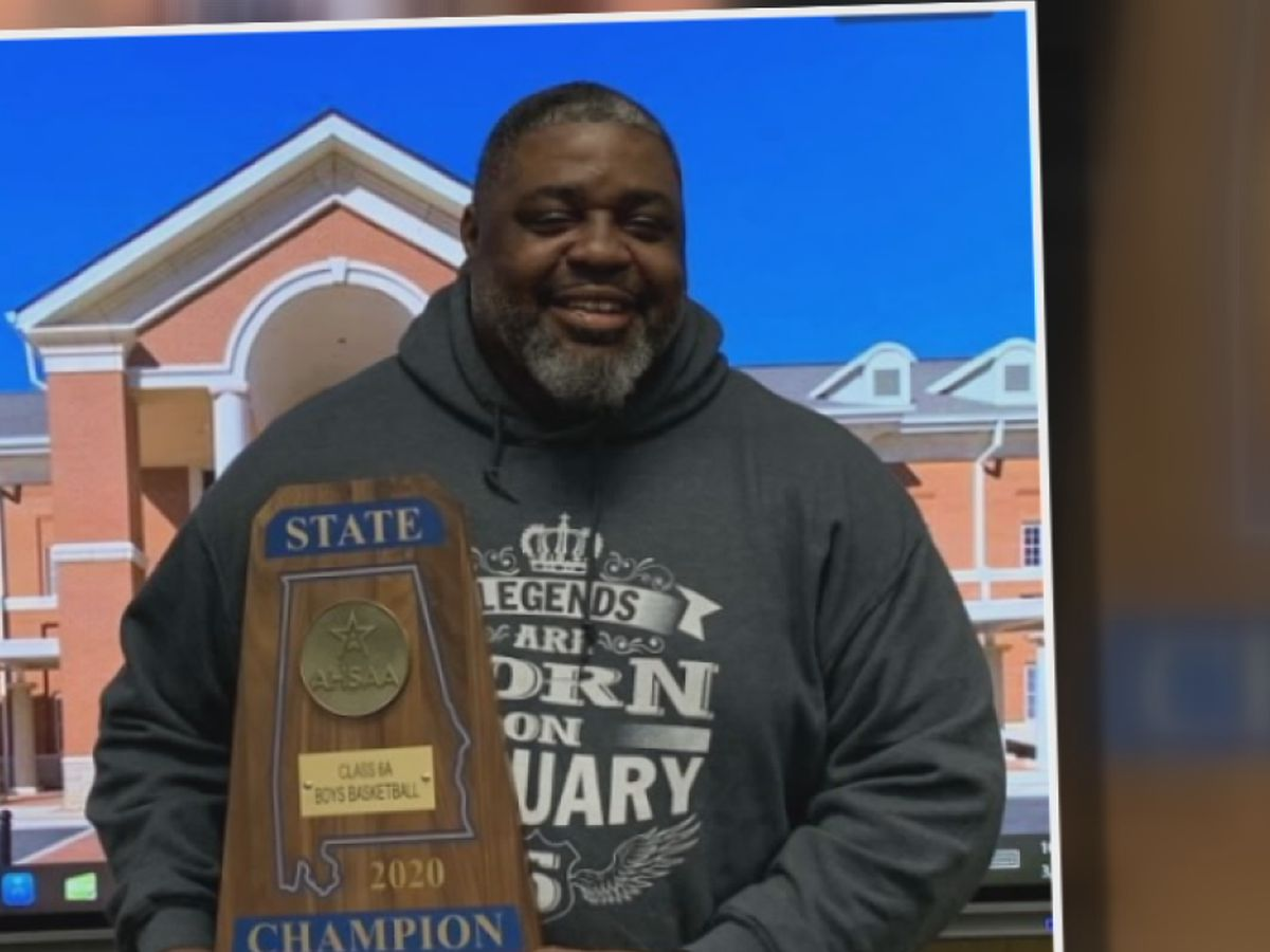 Huffman basketball dedicates season to wrestling coach who died of COVID