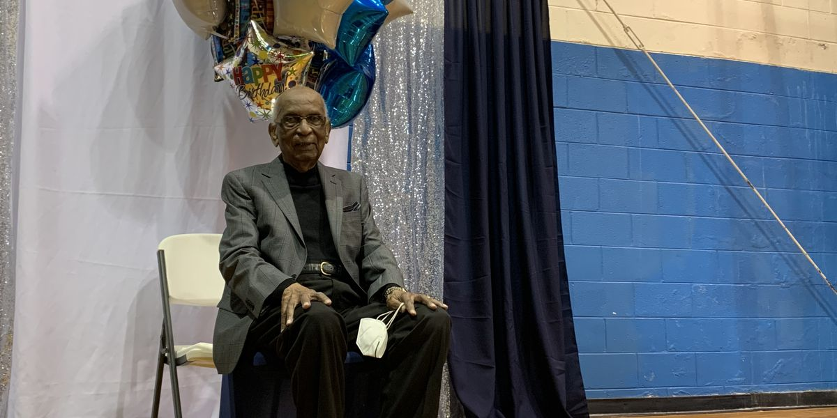 101st surprise birthday party held for longtime Montgomery resident