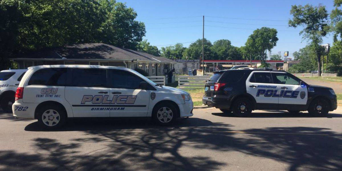 Man shot, woman grazed in West Birmingham as shots fired from two cars
