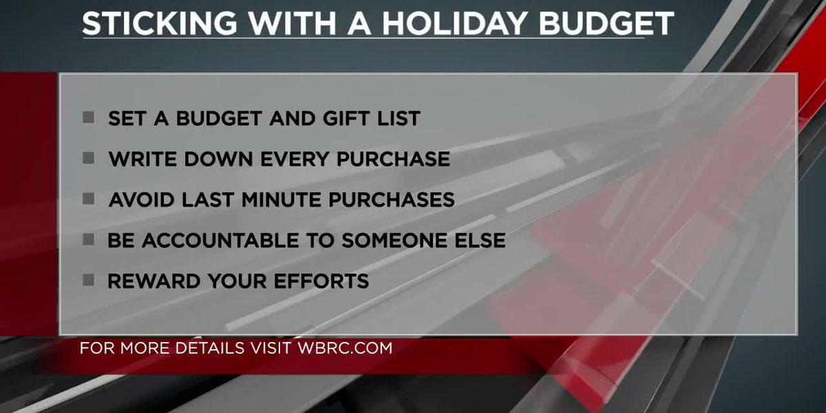 Holiday spending strategy 2020