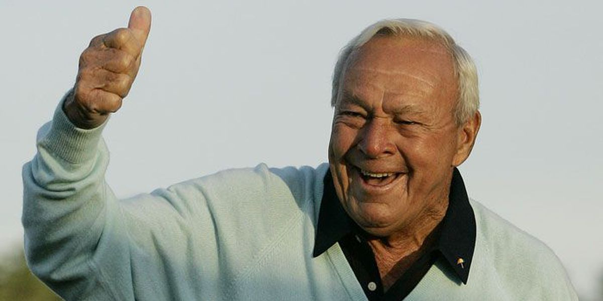 Karle's Korner: My brush with greatness: Steak and beer with Arnold Palmer