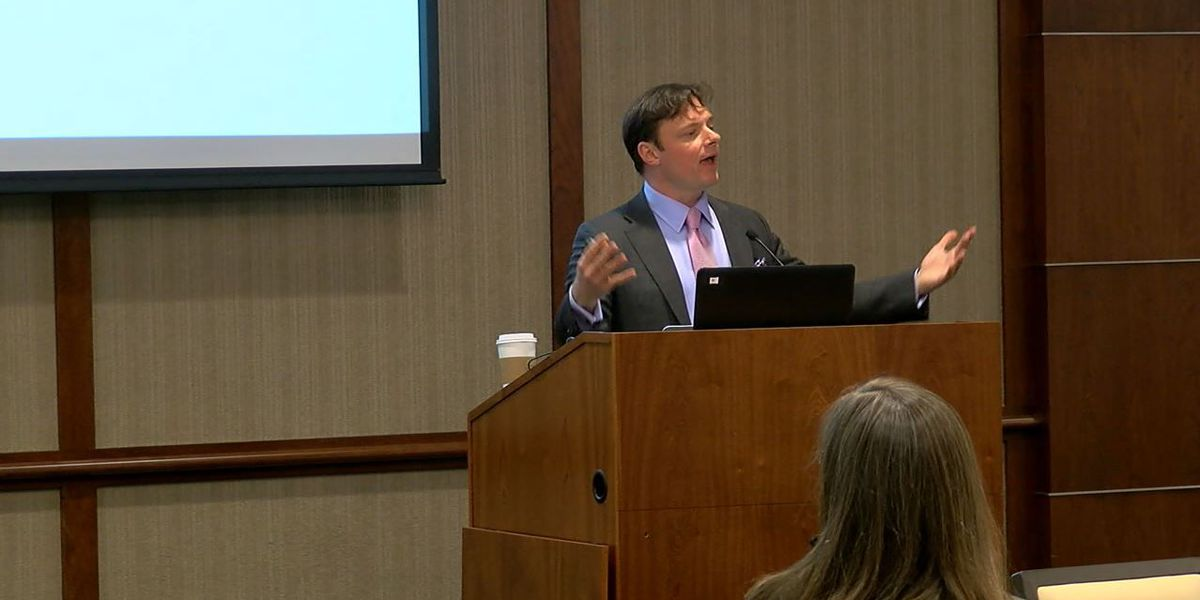 Conference at Samford addresses opioid prescription dilemma
