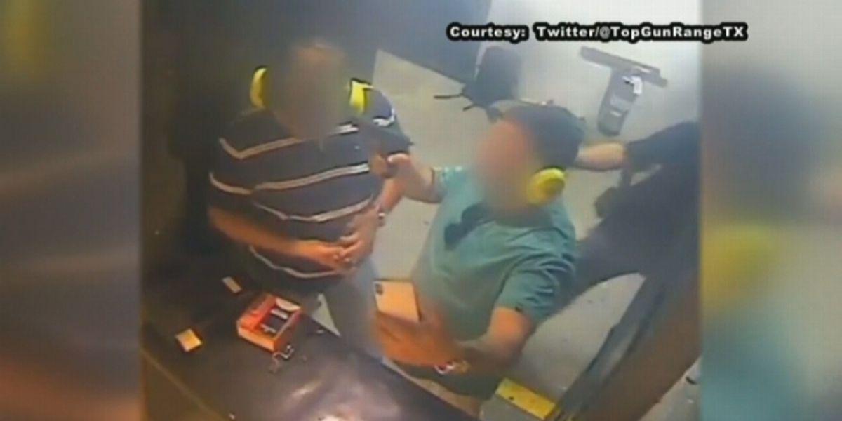 Texas man takes selfie with gun to friend's head