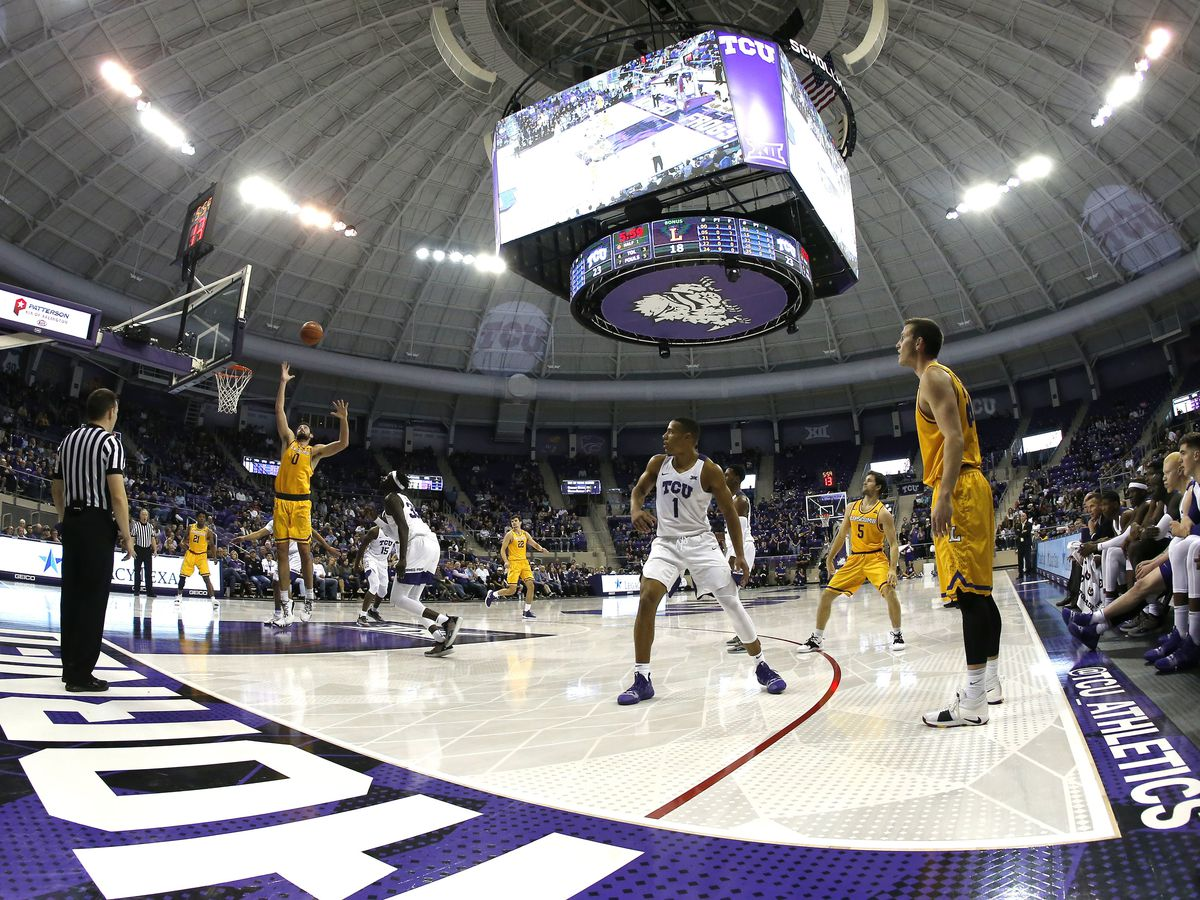 Lipscomb stuns No. 18 TCU 73-64 for 1st win over Top 25 team