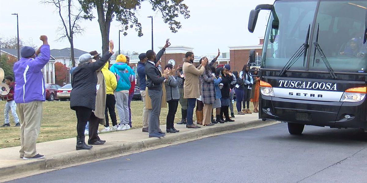 Miles College leaves for SIAC Championship