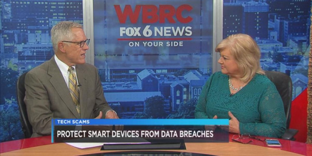Protecting Smart Devices From Data Breaches