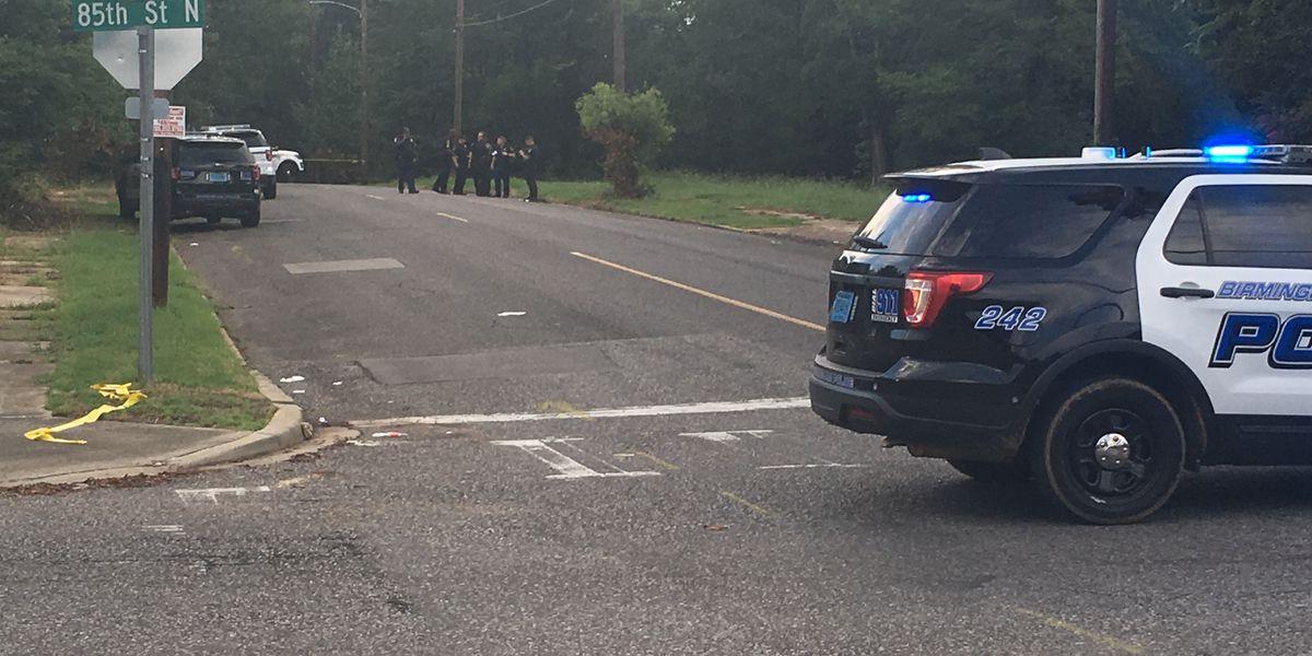Man shot in Birmingham, injuries life threatening