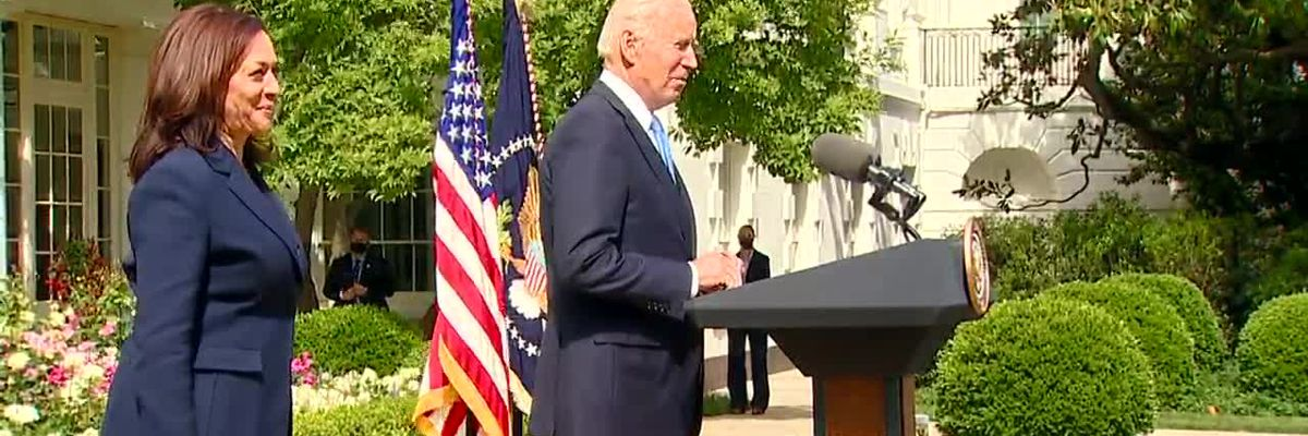 Biden announces new CDC guidance on face masks for vaccinated