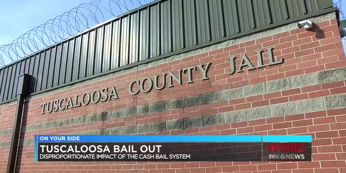 Tuscaloosa Bail Out creating impact of cash bail system