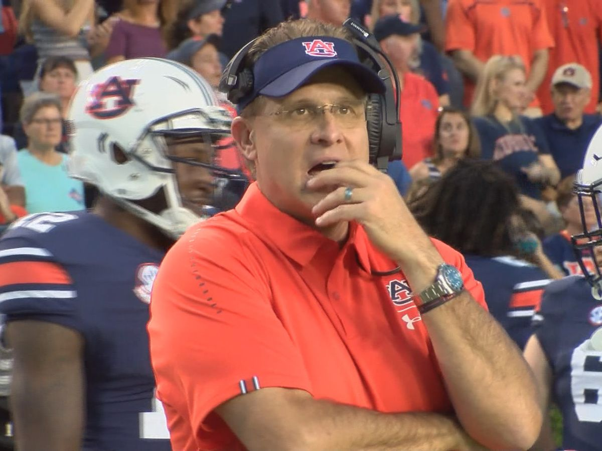 Gus Malzahn: 'I have no time table' on announcing starting QB