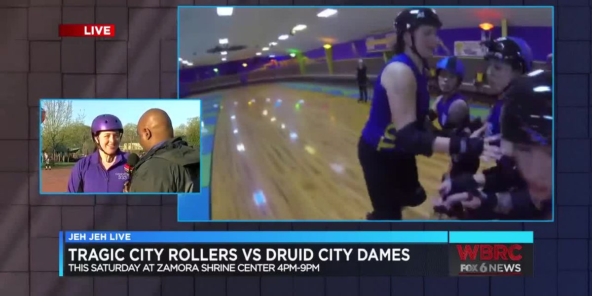 Jeh Jeh Live: Tragic City Rollers (Part 2)