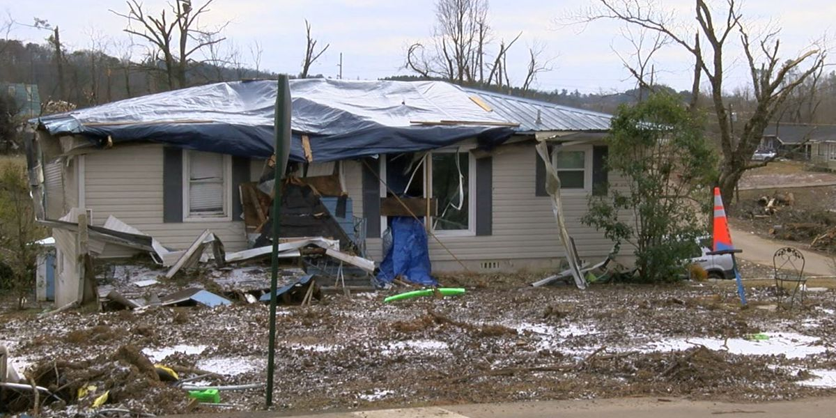 Fultondale tornado victims now dealing with cold weather