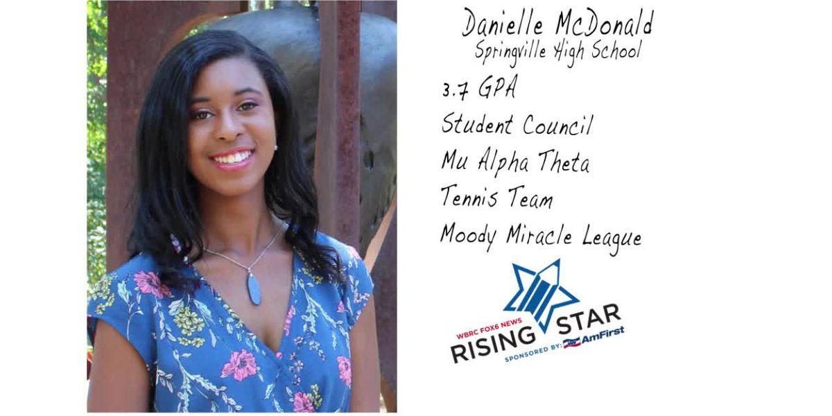 Rising Star: Danielle McDonald