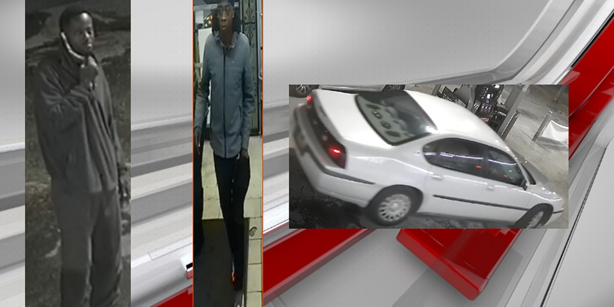 B'ham police search for persons of interest after credit cards stolen in armed robbery