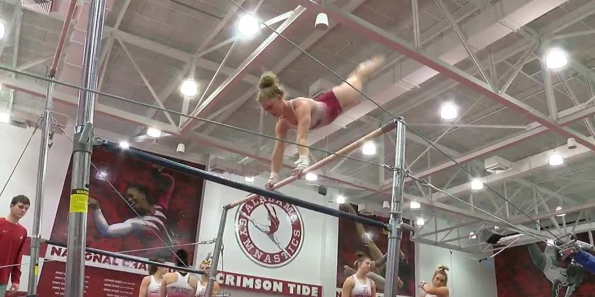 Striving for perfection with Bama Gymnastics