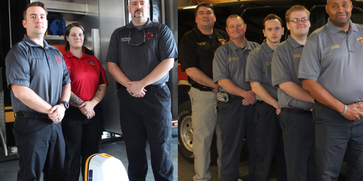 BREMSS Emergency Medical Personnel of the Year: St. Clair Team