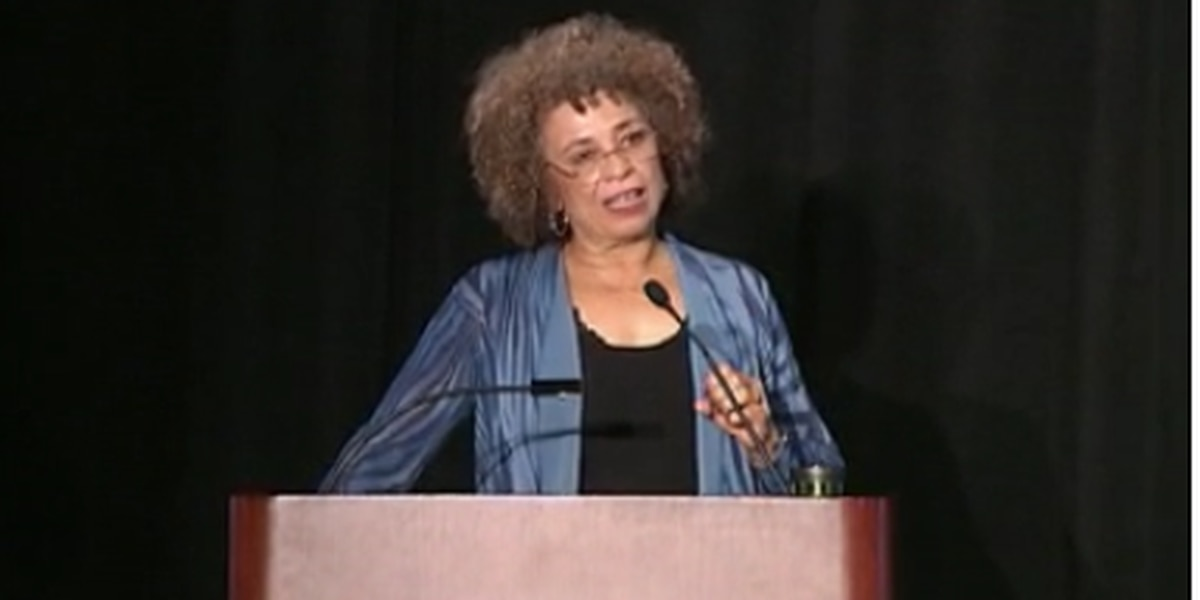 'A Conversation with Dr. Angela Davis' scheduled at Boutwell Auditorium this weekend