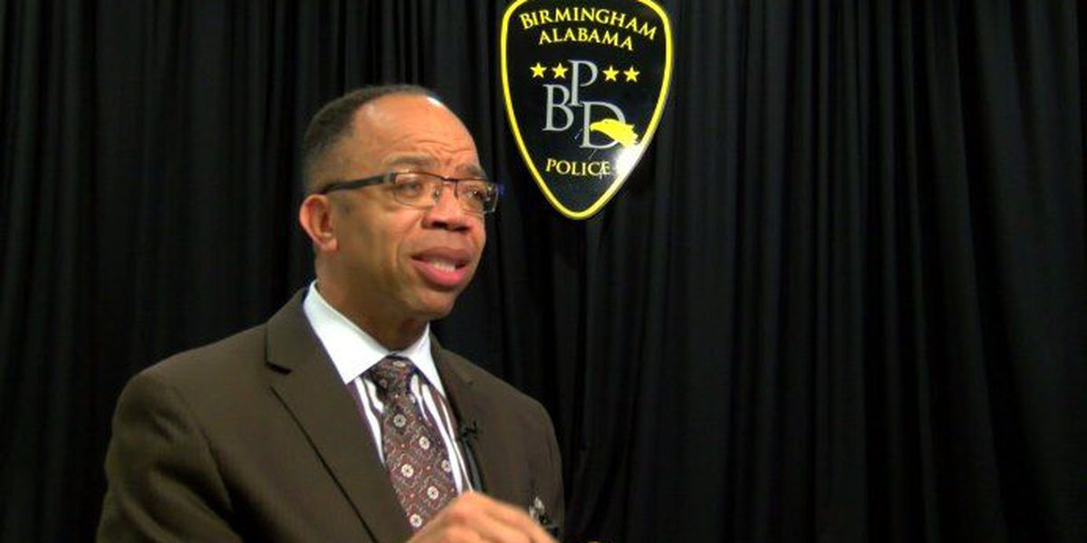 Birmingham police chief shares success stories from crime reduction program