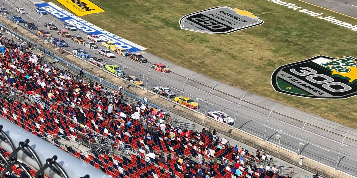 Limited tickets available for race weekend at Talladega