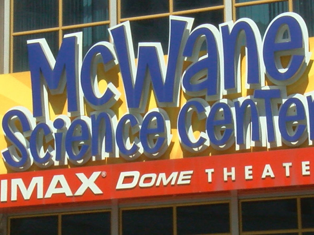 The McWane Science Center has advice for schools considering face coverings