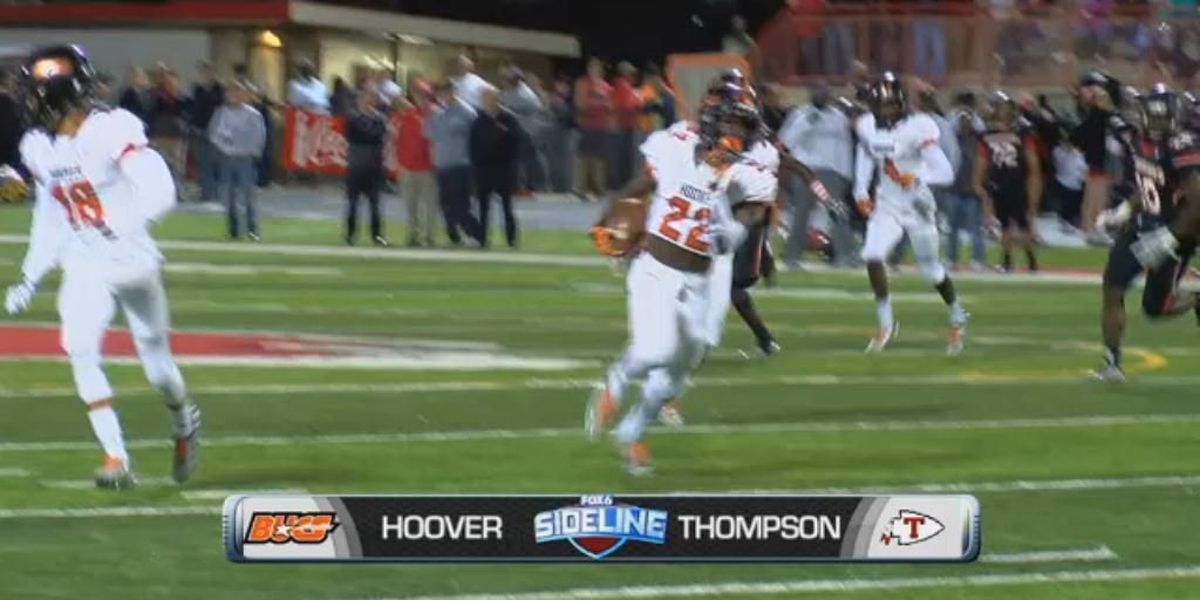 Jeh Jeh: Regional champs Hoover beat Thompson Warriors