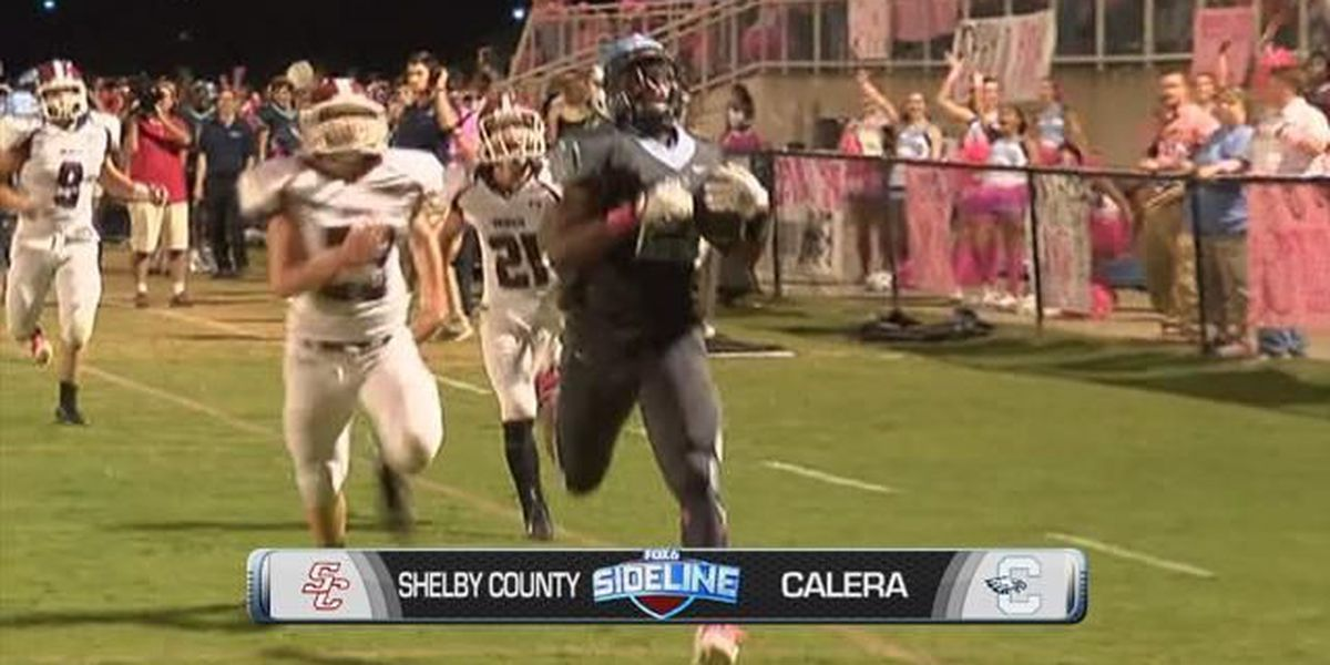 Sideline Jeh Jeh's Game of the Week: Shelby County vs Calera