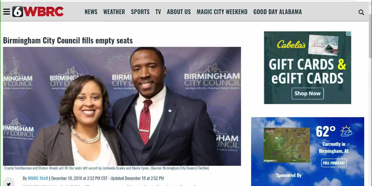 Birmingham City Council fills vacant seats