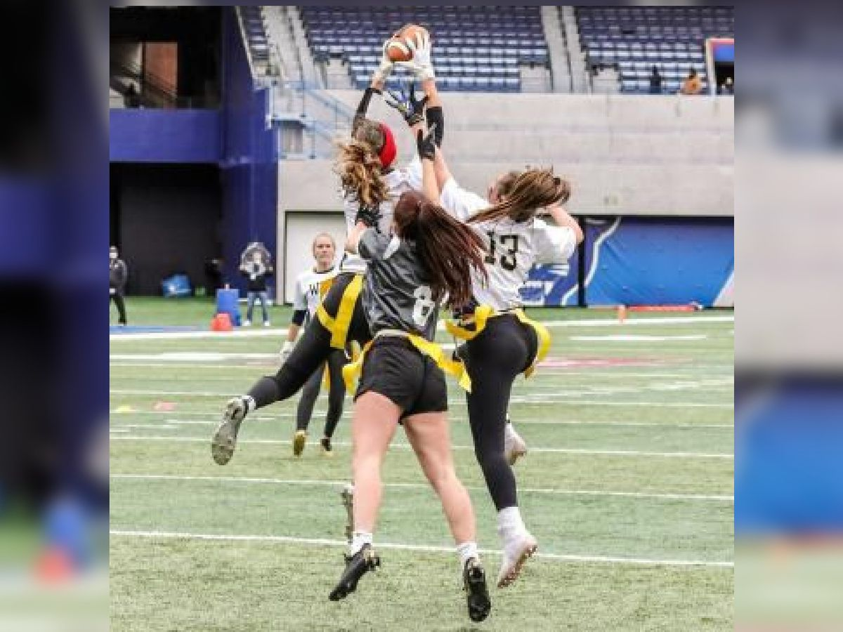 Girls' flag football is the new high school sport in Ala. for 2021
