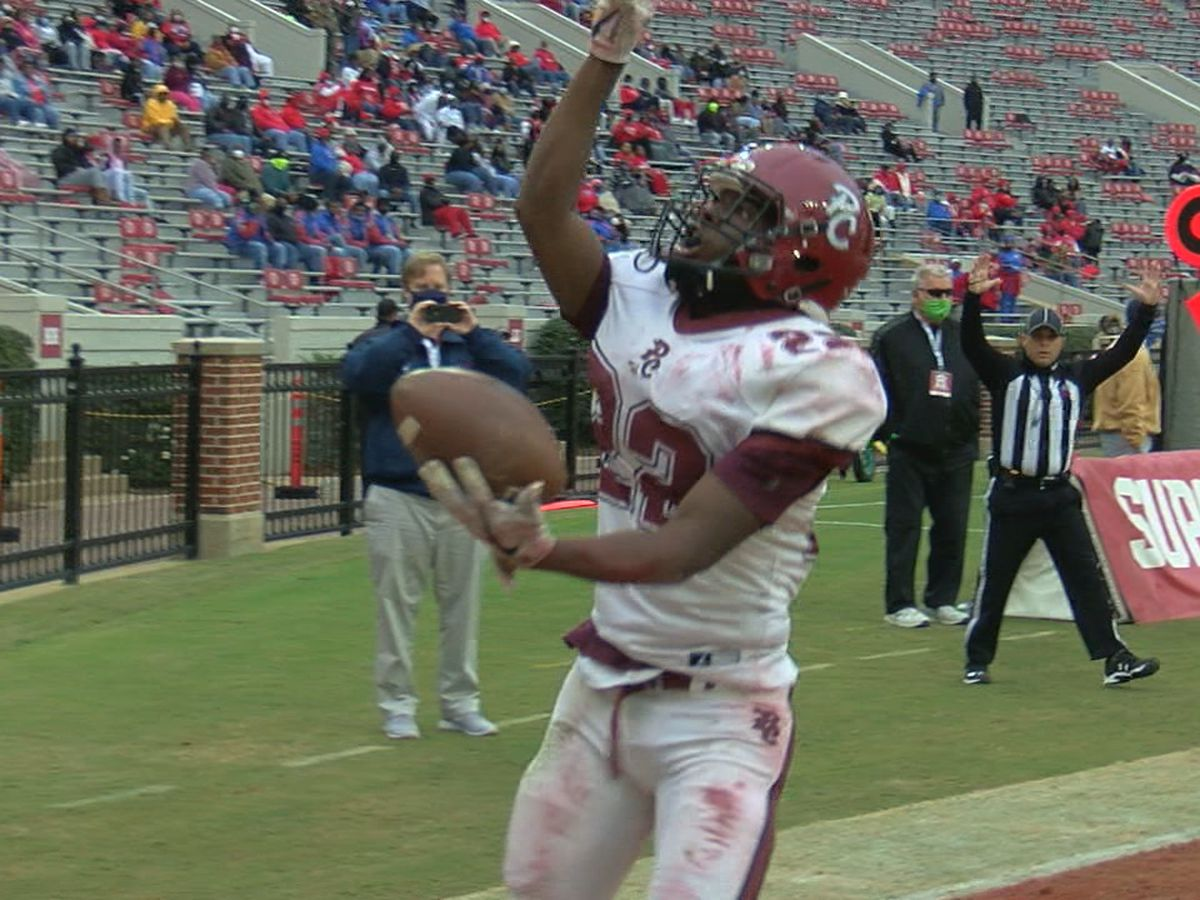 Turnovers cost Pickens County in 1A State Championship game
