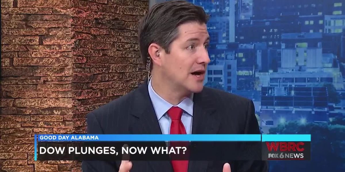 DOW plunges, now what?