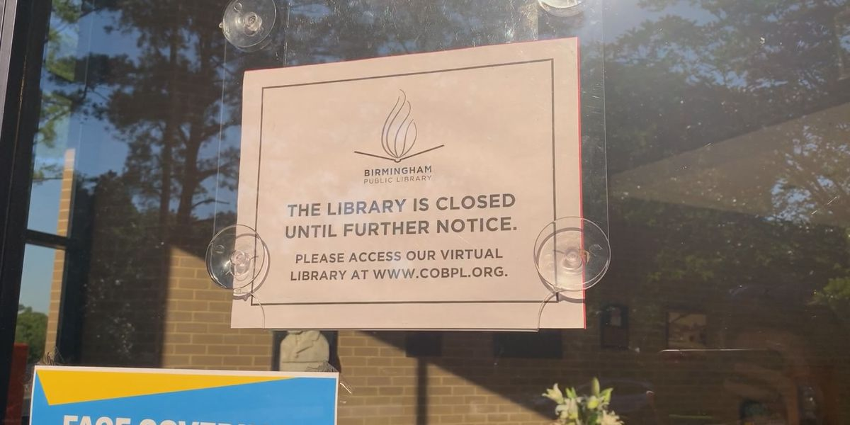 Concern growing over future of Birmingham Public Library