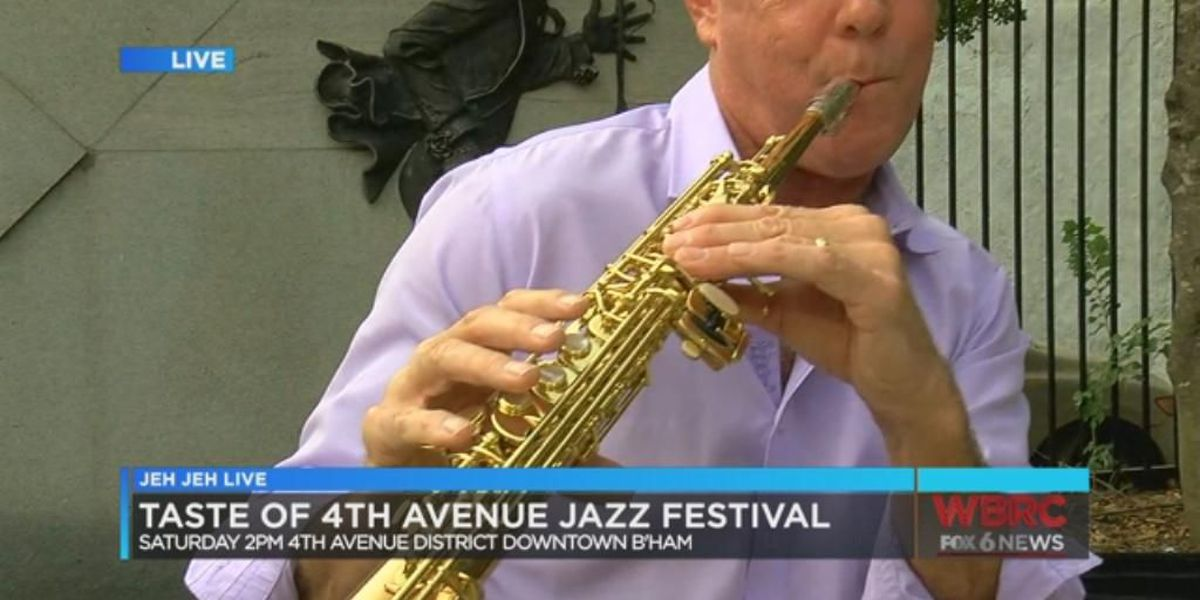 Jeh Jeh Live: Taste of 4th Avenue Jazz Fest (Part 2)