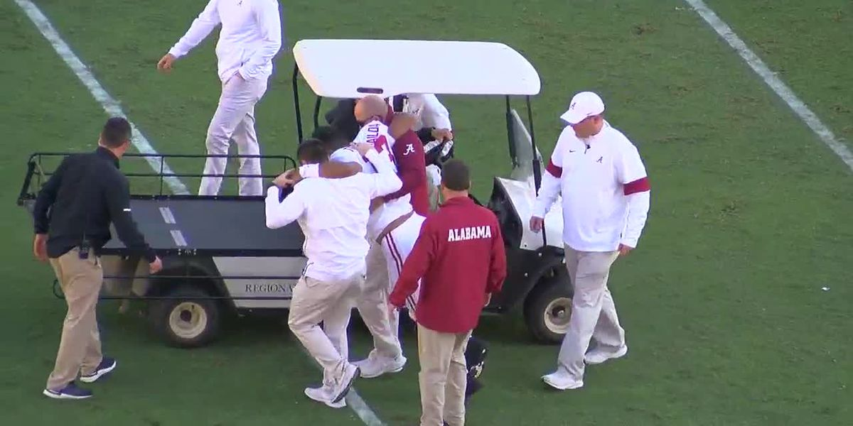 Tua gets the start against Miss. State, goes down in the second quarter