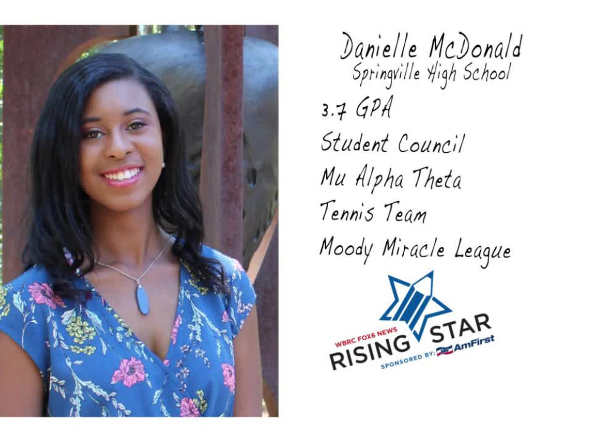 Rising Star: Danielle McDonald