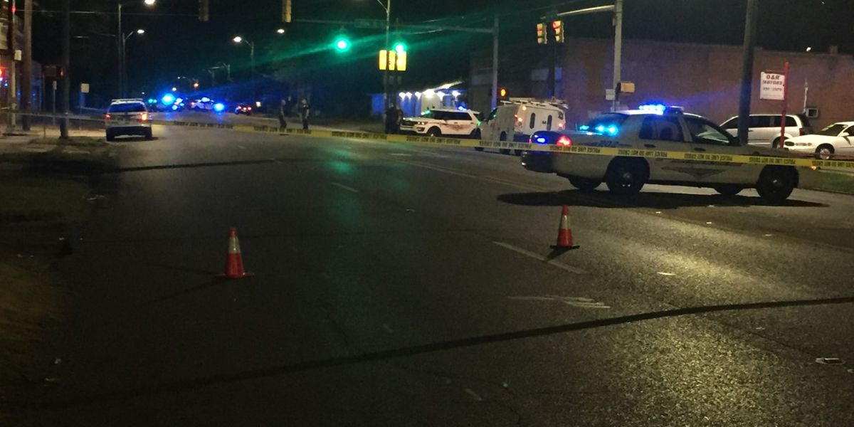 Pedestrian struck and killed by car in downtown B'ham