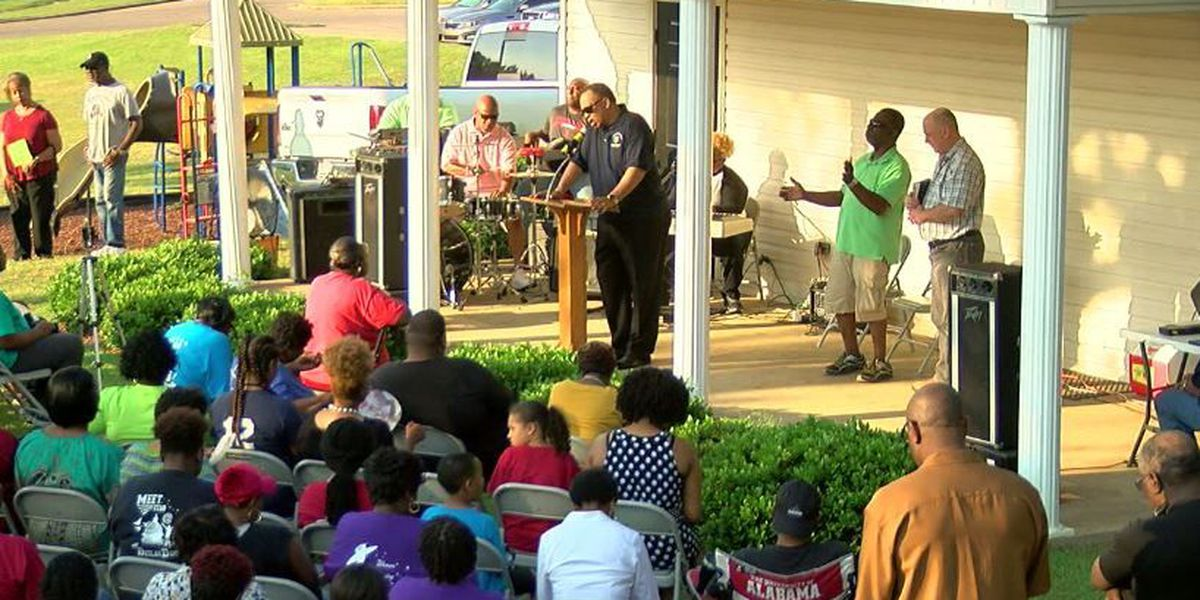 Beulah Baptist Church takes word of God to the streets